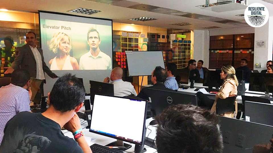 Alejandro Guerrero en Vivelab Colombia