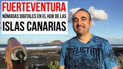 Visitando Hub Fuerteventura en las Islas Canarias