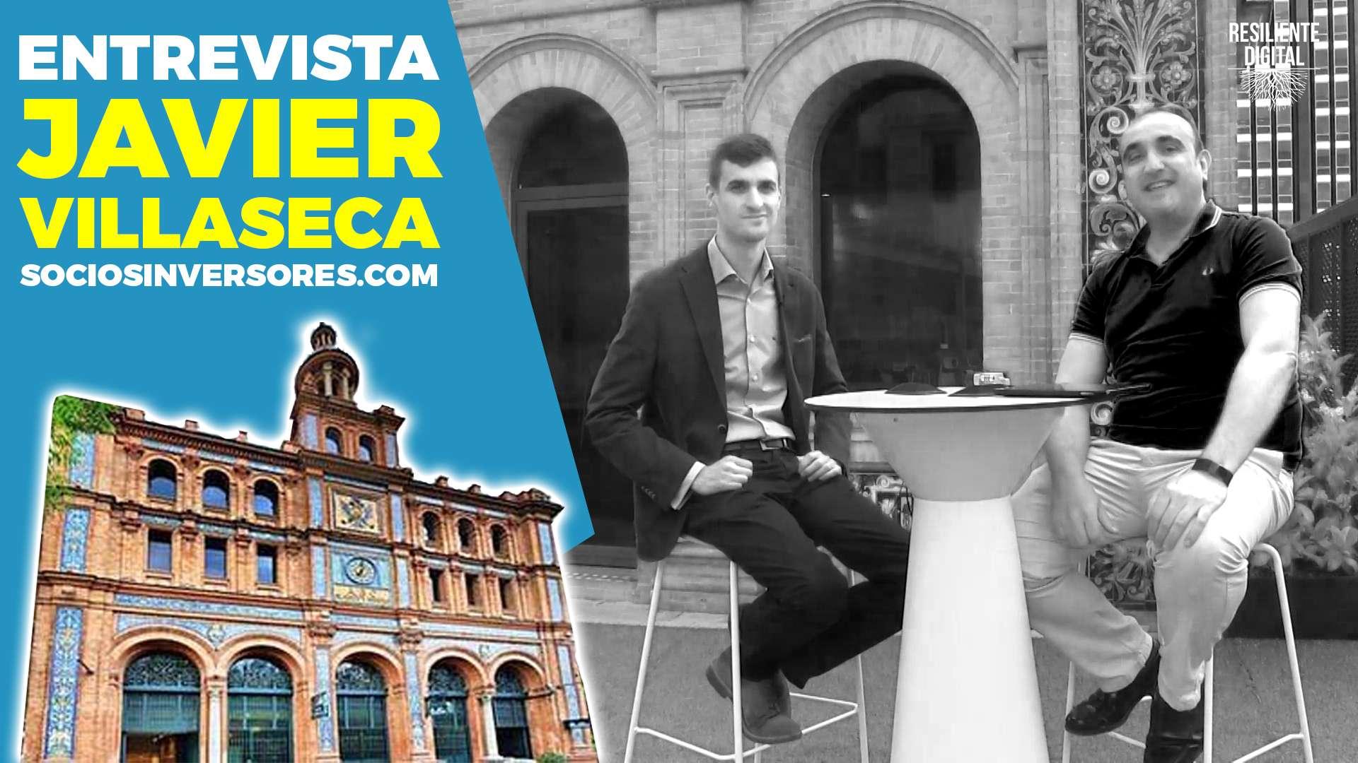Entrevista a Javier Villaseca de SociosInversores.com
