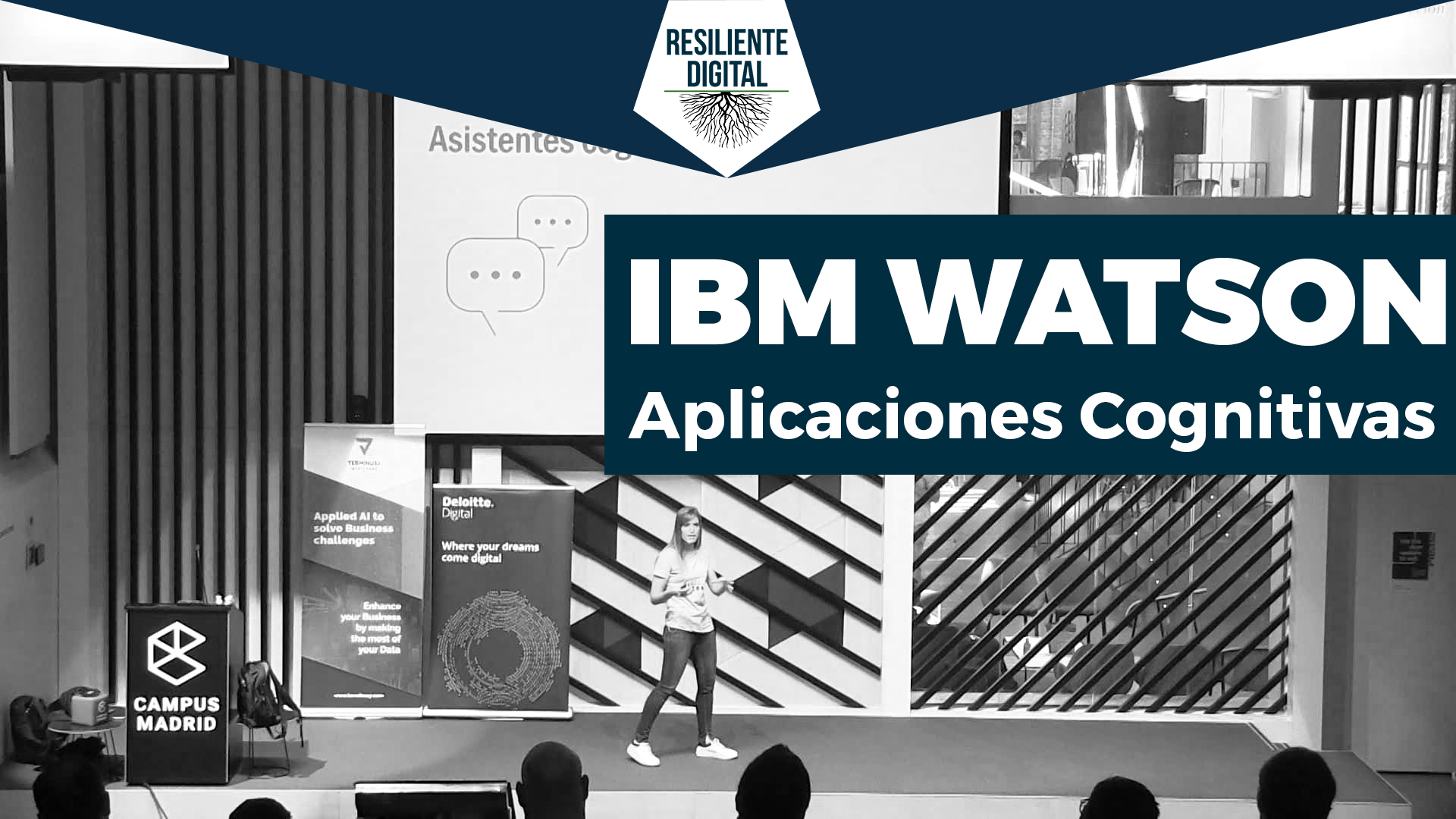 Inteligencia Cognitiva con IBM Watson