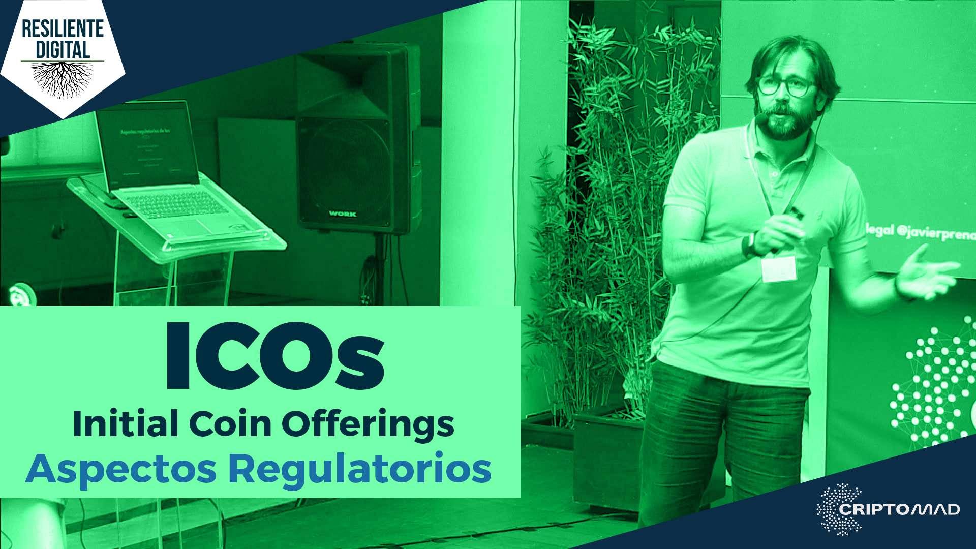 Aspectos Regulatorios de las ICOs