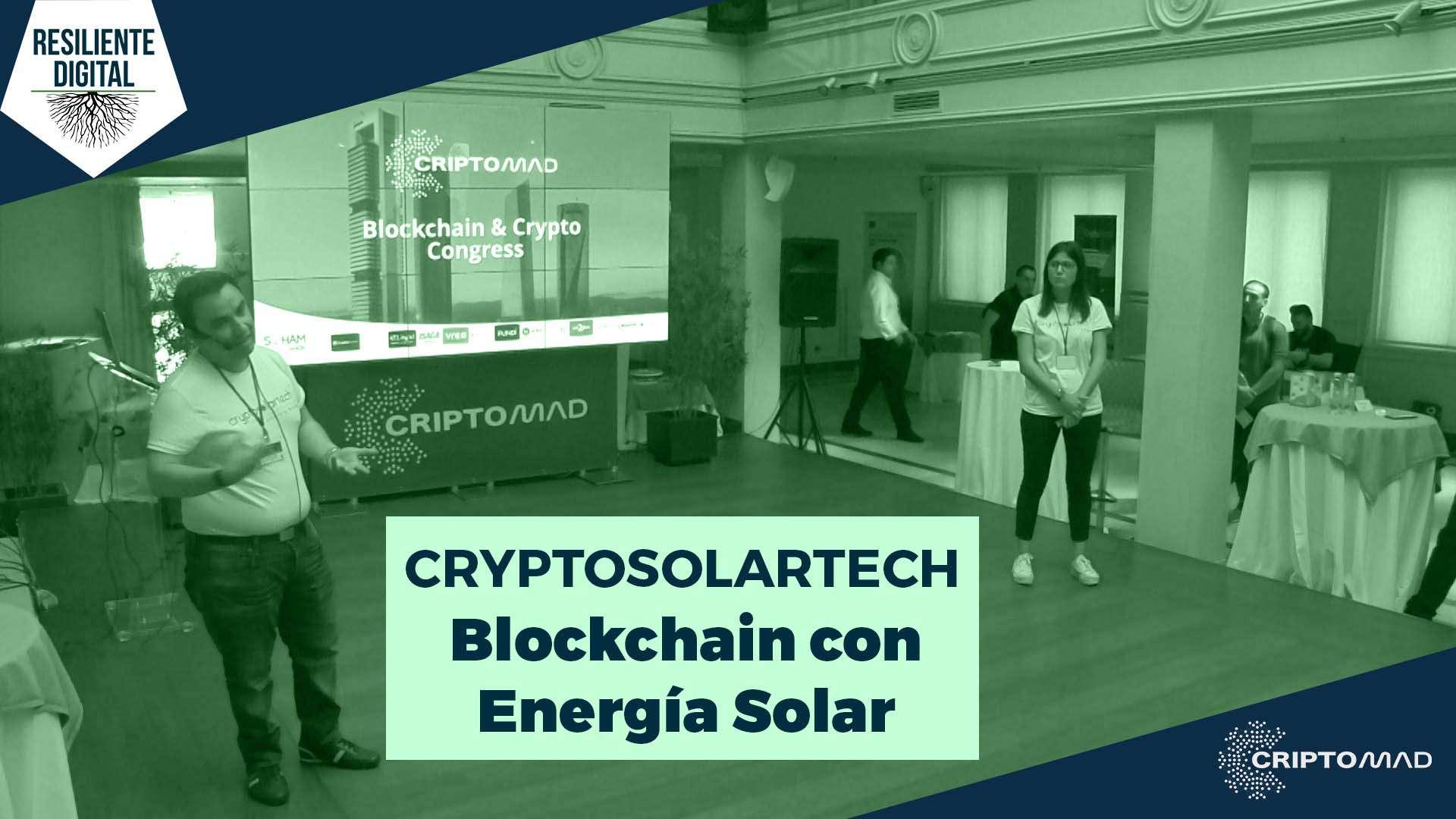Cómo mantener una Blockchain con Energía Solar