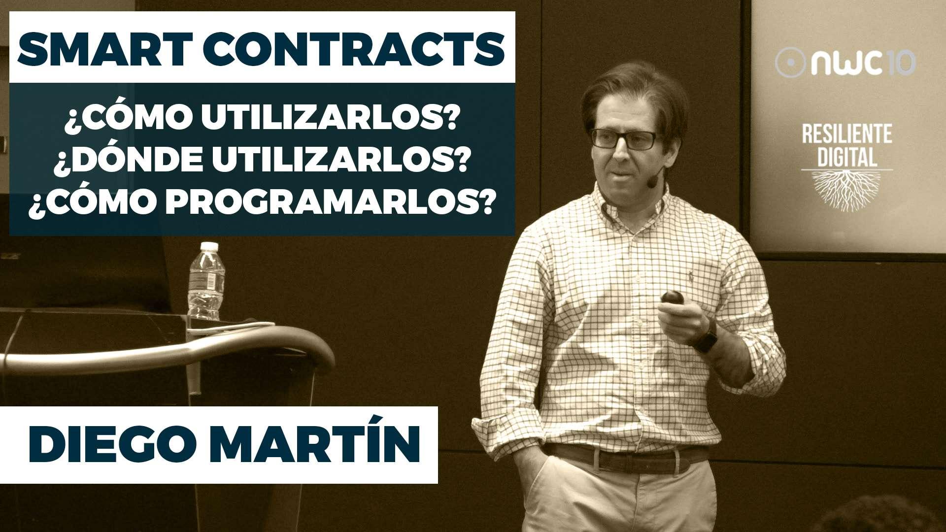 Los Contratos Inteligentes (Smart Contracts) – Qué son, Cómo y Dónde Utilizarlos y Cómo Programarlos