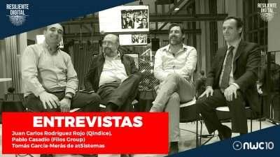 Entrevista con Juan Carlos Rodríguez Rojo, Tomás García-Merás y Pablo Casadío