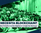 Portada Qué Necesita Blockchain