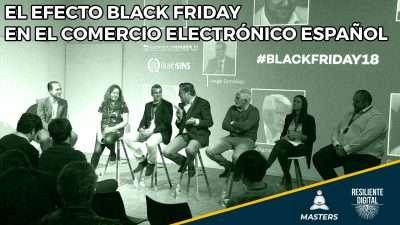 El efecto Black Friday en el Comercio Electrónico Español