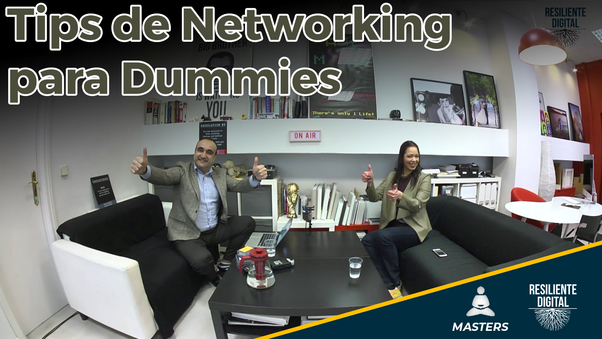 Tips de Networking para Dummies