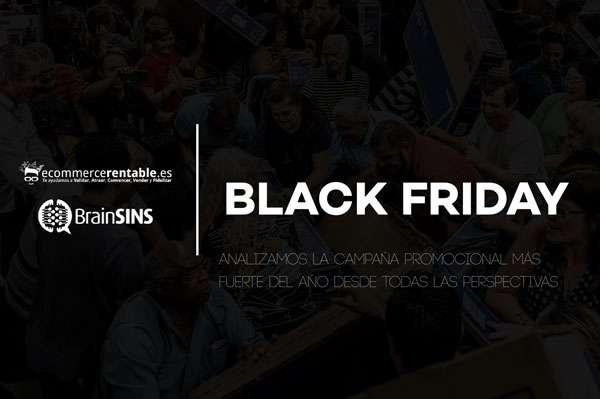 Informe Black Friday sobre el Comercio Electrónico en España
