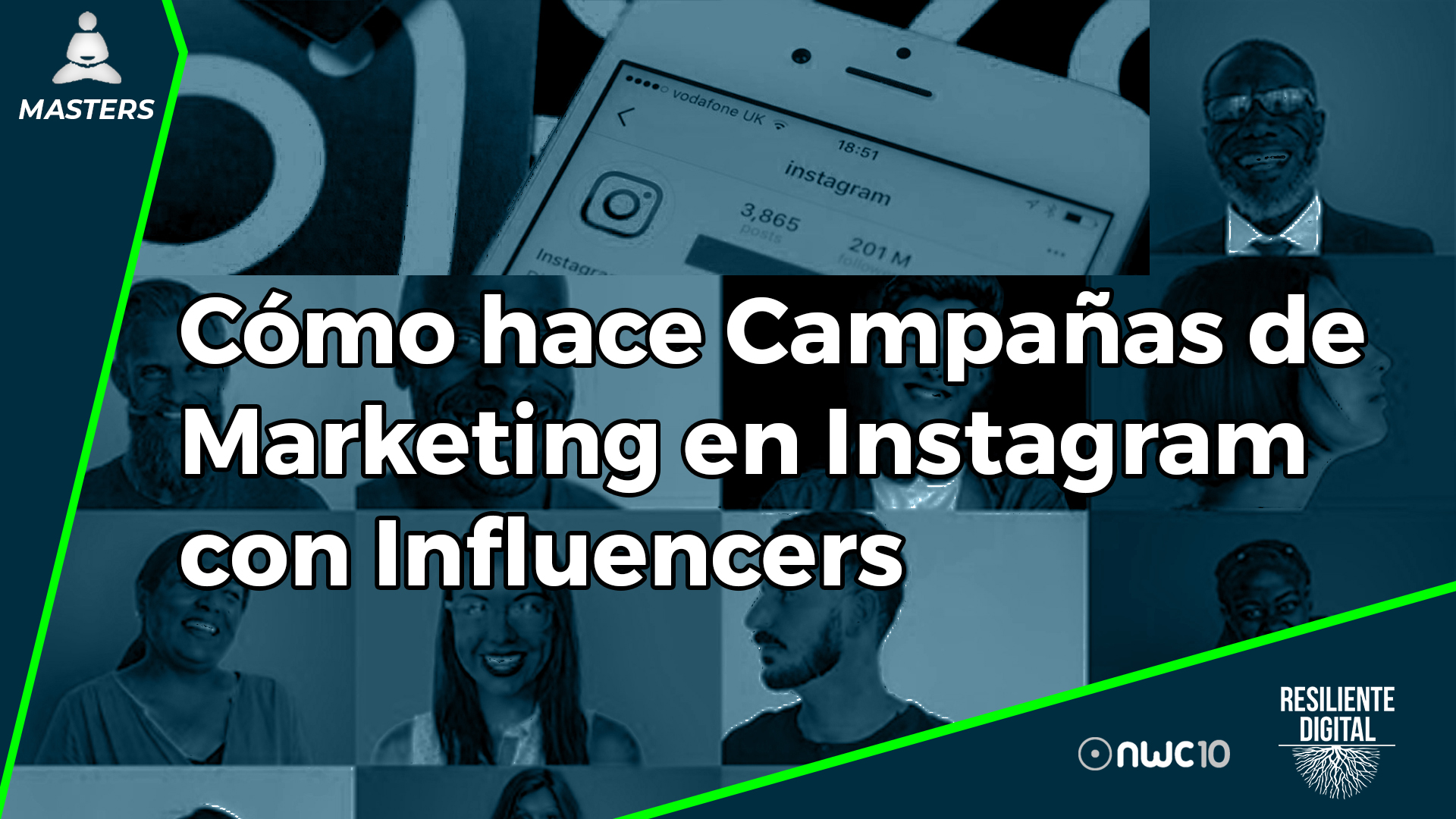 Cómo hacer campañas de marketing en Instagram con influencers