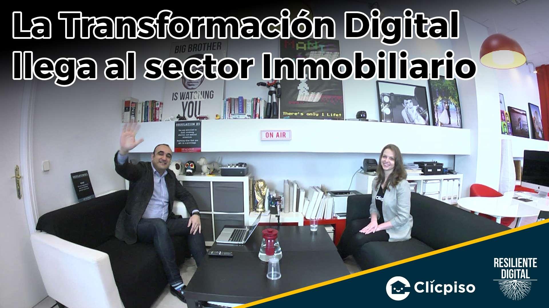 PropTech: La Transformación Digital llega al sector Inmobiliario
