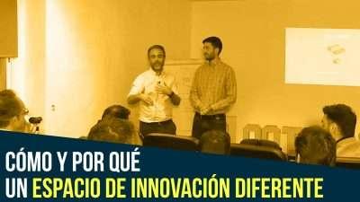 Cómo y por qué un espacio de innovación diferente en Madrid