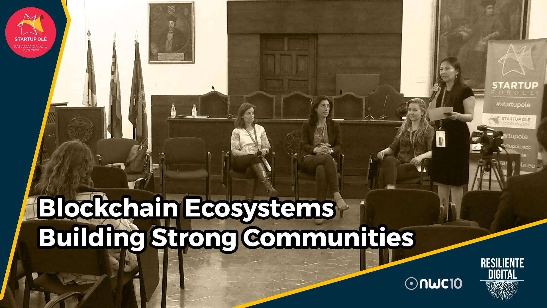Construyendo comunidades fuertes en el ecosistema blockchain