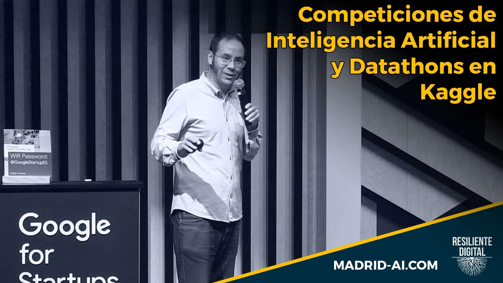 Competiciones de Inteligencia Artificial y Datathons en Kaggle