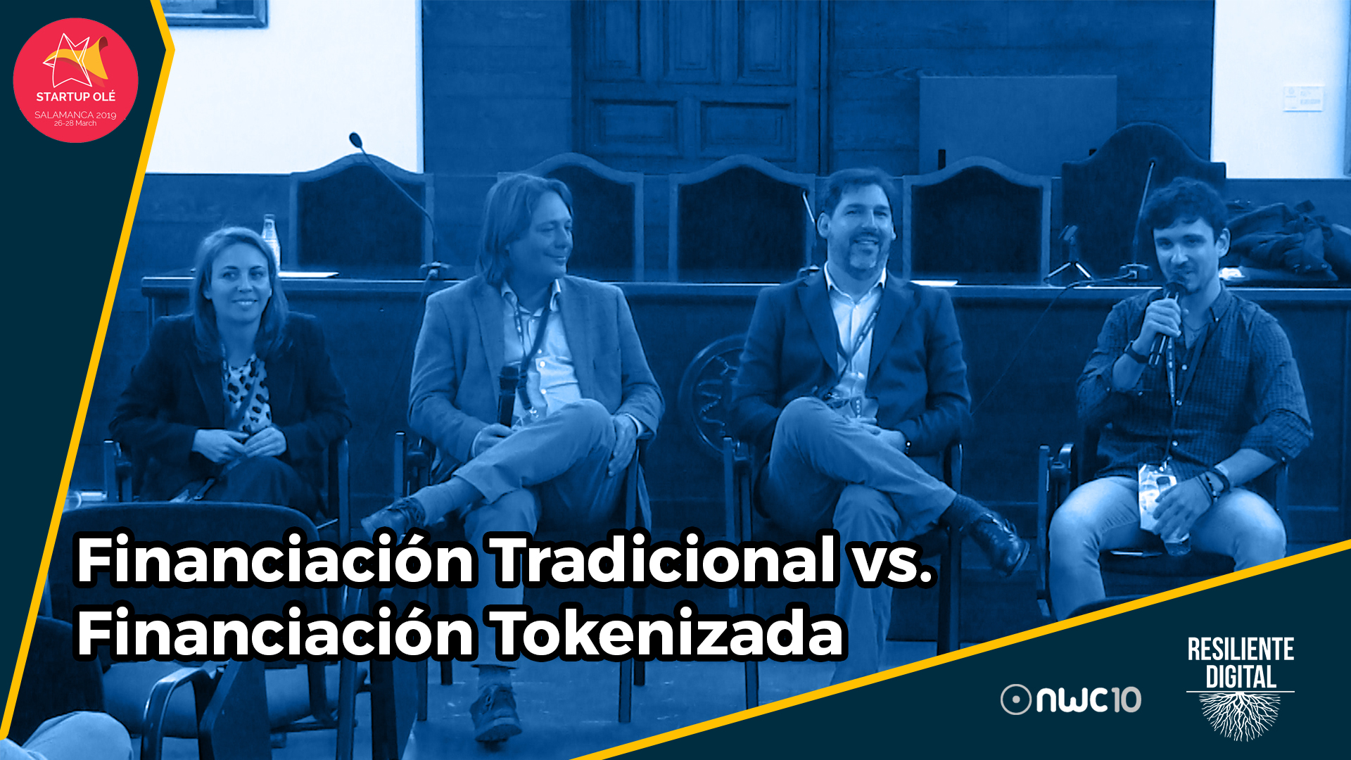 Financiación Tradicional vs Financiación Tokenizada