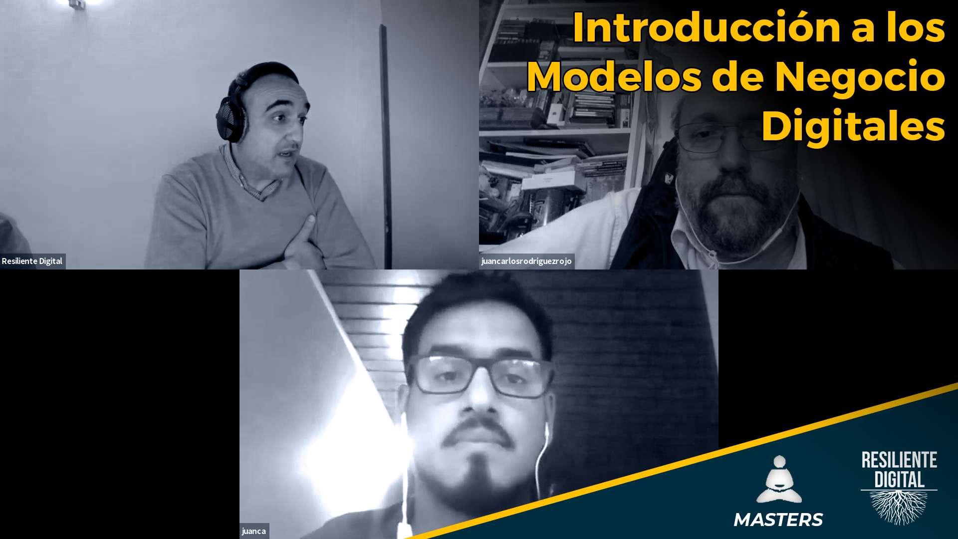 Introducción a los Modelos de Negocio Digitales