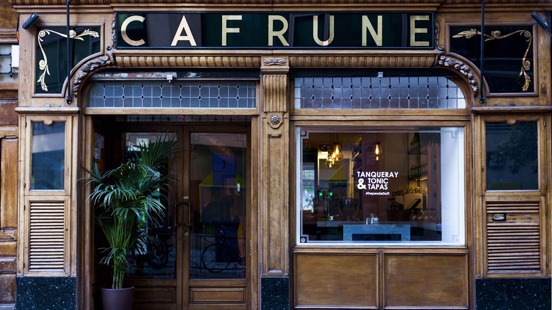 Restaurante Cafrune