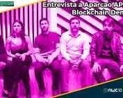 Entrevista a Paula Navarro de Aparcao APP en el Blockchain Demo Day