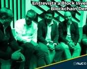 Entrevista al equipo de Block Invest en el Blockchain Demo Day