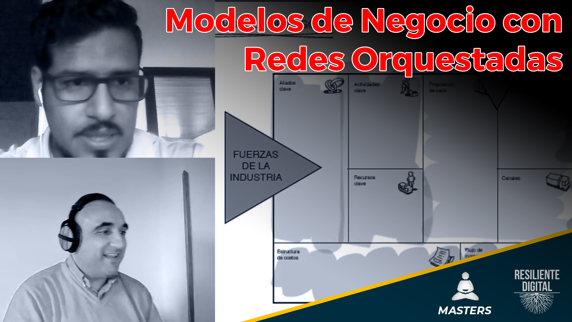 Modelos de Negocio con Redes Orquestadas