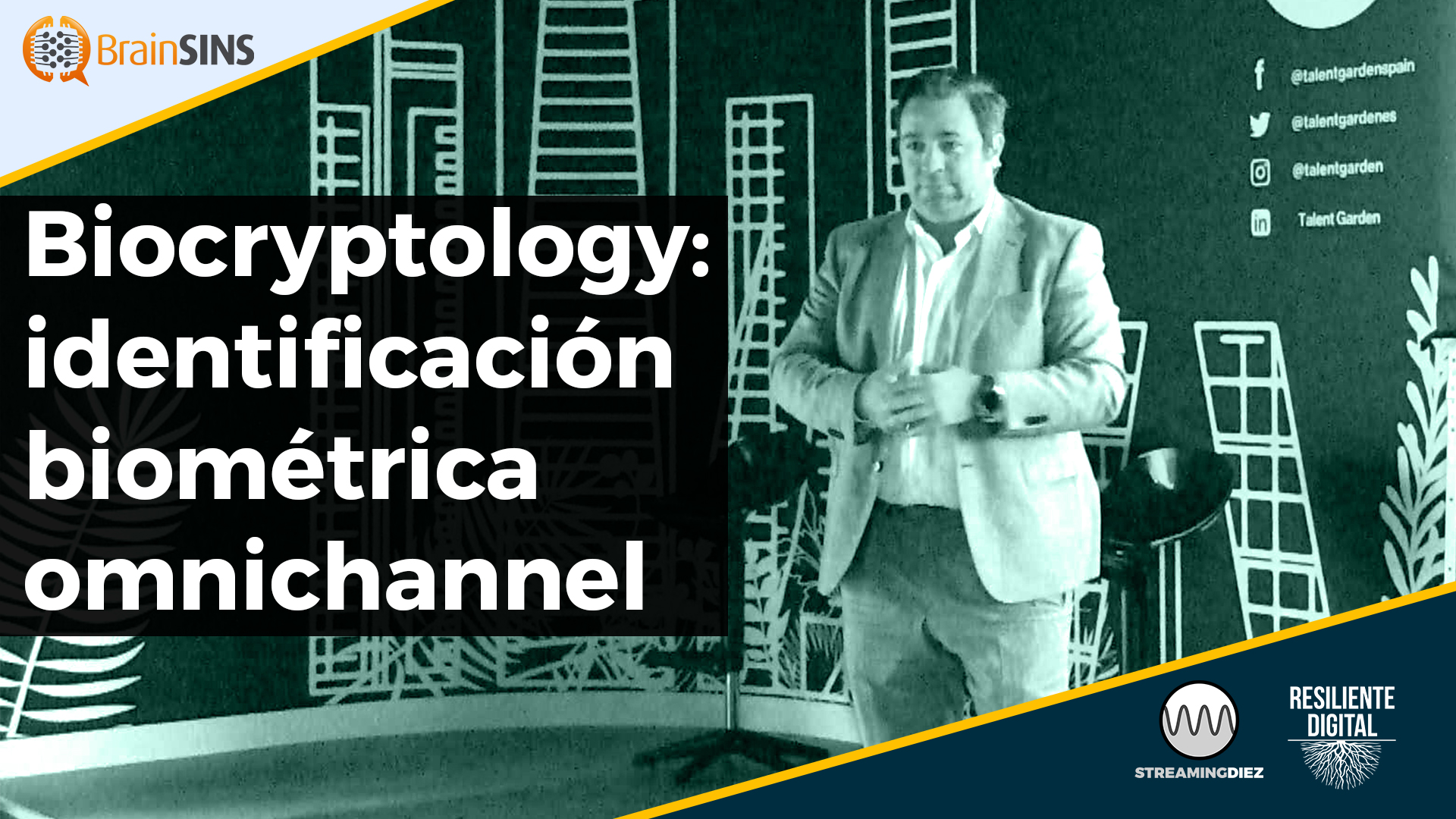 Biocryptology: Identificación Biométrica Onmichannel