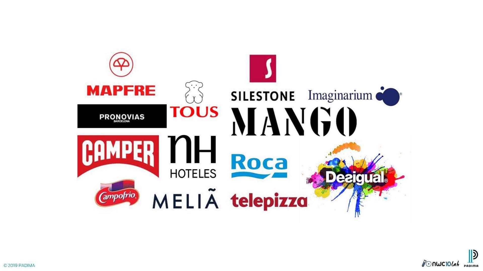 Marcas de Empresas