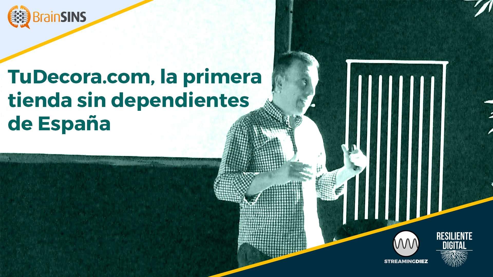 La experiencia de TuDecora.com, la primera tienda sin dependientes de España