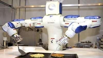 Llegan los nuevos Restaurantes con Robots de Cocina (de verdad)