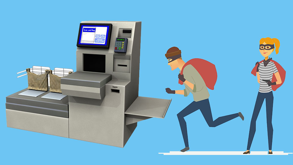 Los cacos se digitalizan: nuevas formas de robo en los supermercados con autocobro