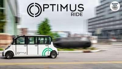 Optimus Ride lanza el primer servicio de transporte autónomo
