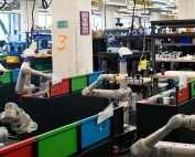 Google vuelve a la carga con la robótica, esta vez con robots a los que se pueda enseñar