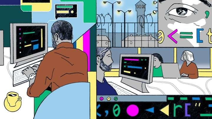 Presos en Estados Unidos aprendieron a programar en la cárcel