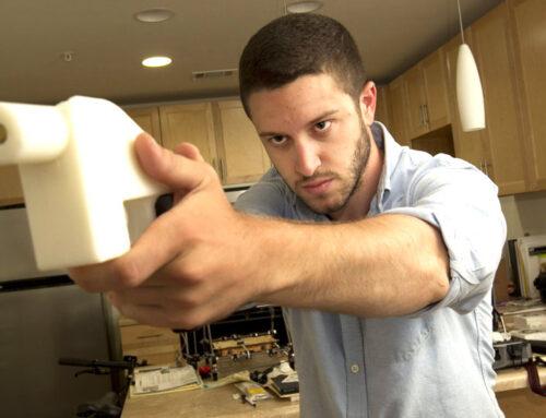 Cody Wilson y la impresión 3D de armamento