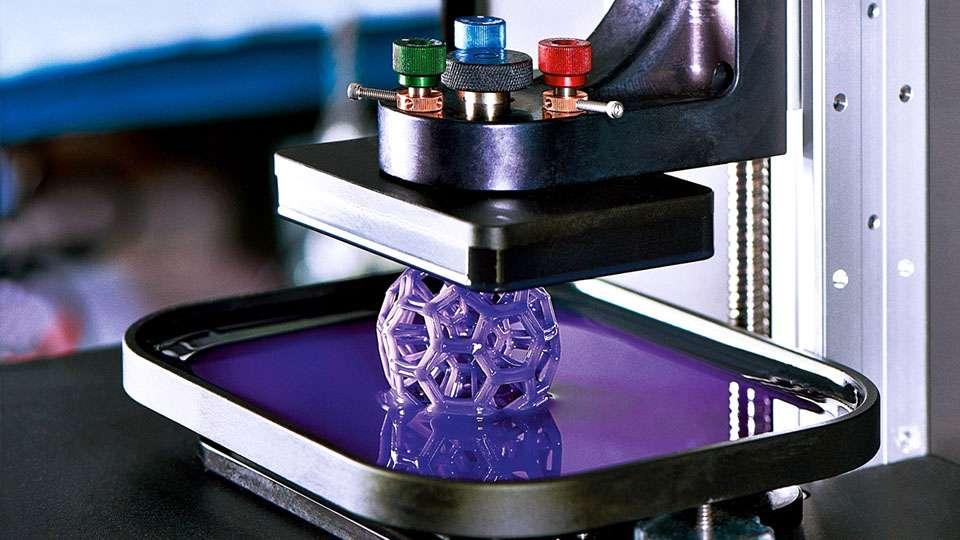 Impresora 3D de última tecnología para impresión de piezas grandes