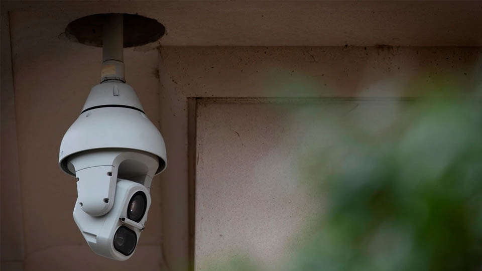 Cámaras de reconocimiento facial de alta tecnología