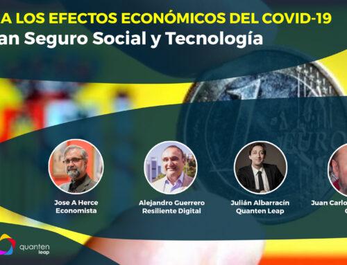 Contra los efectos económicos del Covid-19: Un Gran Seguro Social y Tecnología