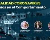 Actualidad Coronavirus: Cambios en el Comportamiento