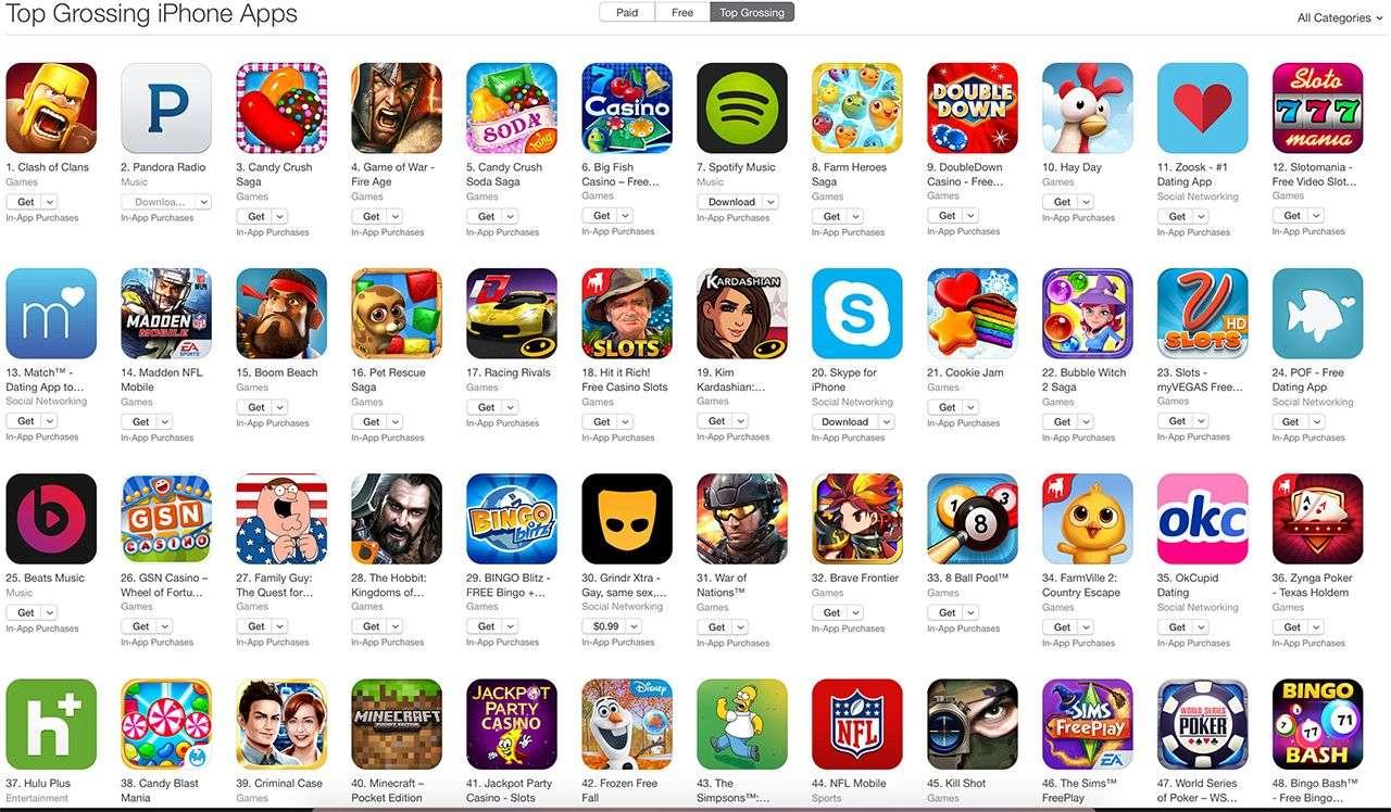 El peaje abusivo del 30% de las tiendas de aplicaciones