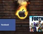 Continua la Guerra del 30 por ciento en la tienda de aplicaciones. Facebook y Fornite.