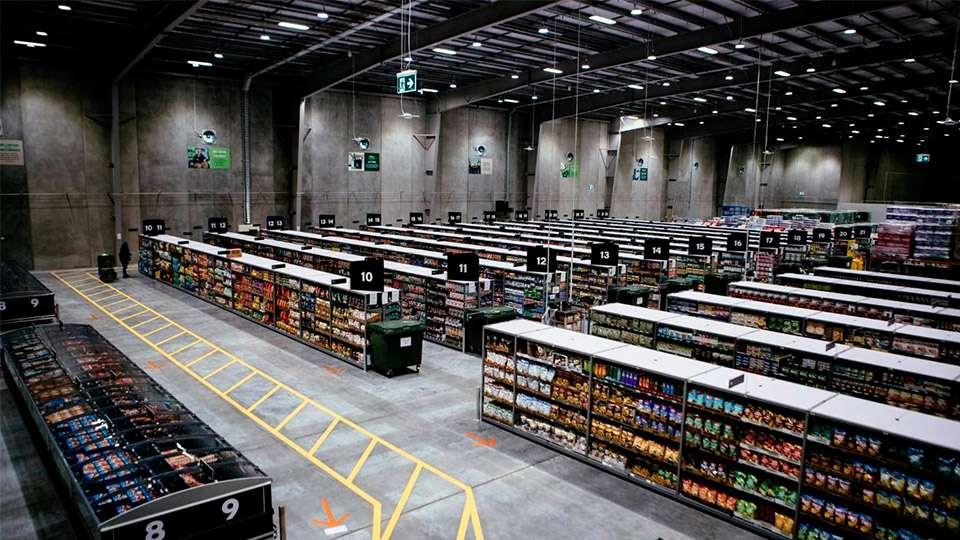 Qué son y cómo funcionan las Dark Stores
