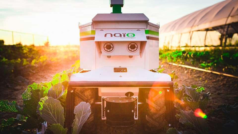 Tecnologías de la agricultura del futuro