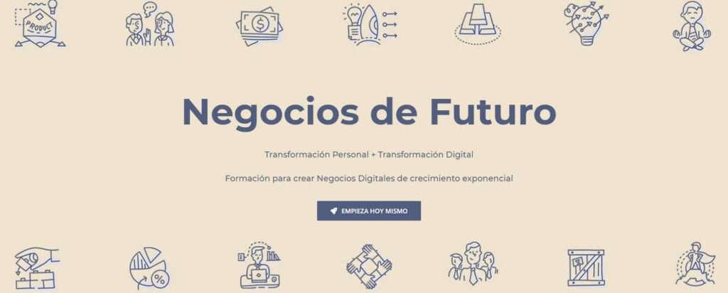 negocios de futuro