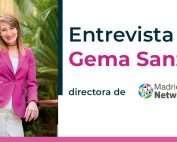 entrevista a Gema Sanz